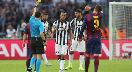Vidal podría volver a la Juventus como parte de la venta de Pjanic y De Sciglio