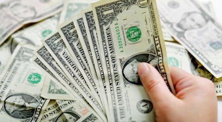 El dólar cortó la tendencia y cerró cotizándose sobre los 820 pesos