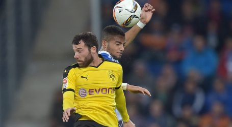 El Dortmund goleó al Schalke 04 en la reanudación de la Bundesliga alemana