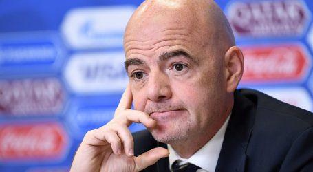 La FIFA organizará partido benéfico para recaudar fondos contra el coronavirus