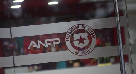 Lorenzo Antillo anunció su candidatura para presidir la ANFP