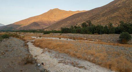 INDH ingresó recurso de protección por falta de agua en provincia de Petorca