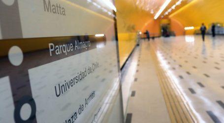 Cierran algunas estaciones del Metro por presencia de agua
