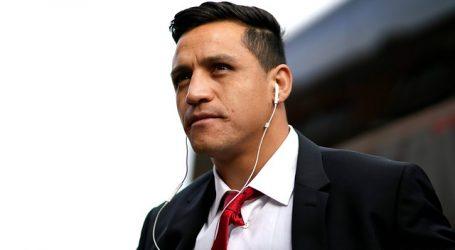 Prensa inglesa revela que Alexis volverá esta semana al Manchester United