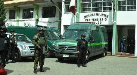 Temuco: Fiscales judiciales supervisan estrategias por el Covid-19 en cárceles