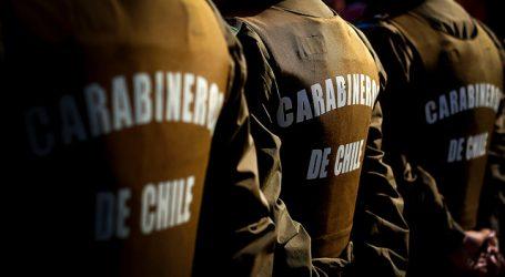 """Carabineros detuvo a ciudadanos colombianos por """"carrete"""" en Santiago centro"""