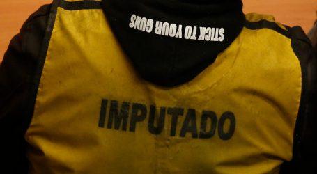 Acusado de femicidio en Valparaíso quedó en prisión preventiva