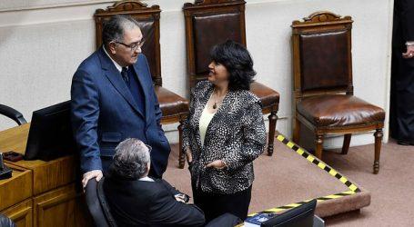 Diputados de oposición presentan proyecto para reducir el plazo de vetos