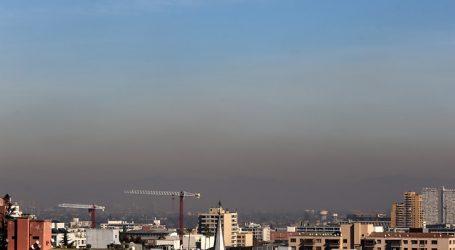 Intendencia Metropolitana decreta Alerta Ambiental para este martes