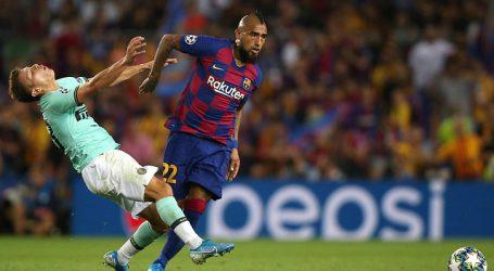 """Samuel Eto'o: """"Vidal es uno de los mejores futbolistas del mundo en su posición"""""""