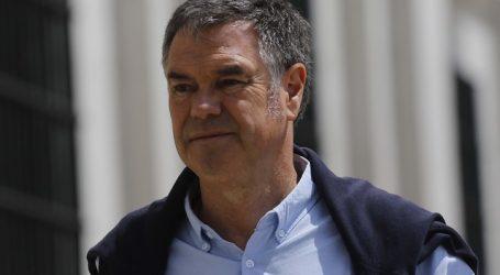 Senador Ossandón confirma nuevo contagio por COVID-19