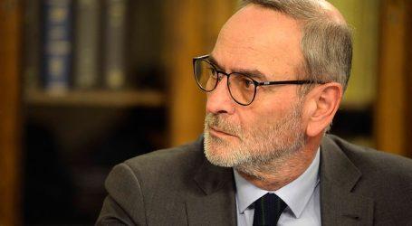 Saffirio pide a Fiscalía igualdad ante la ley por funeral de Bernardino Piñera