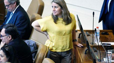 Diputada Karin Luck valora decisión de renuncia de Macarena Santelices