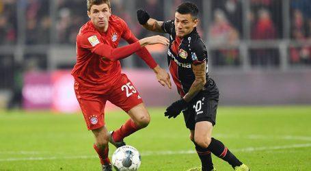 Bundesliga: El Leverkusen y Aránguiz caen sin apelación ante el Bayern Múnich