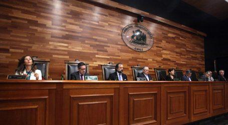 TC declara inadmisible recurso por ley que aumenta penas ante medidas sanitarias