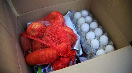 Junaeb ha entregado 6 millones de canastas de alimentos durante la pandemia