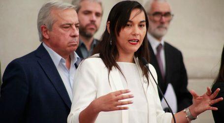 """Izkia Siches:  """"El Dr. Enrique Paris enfrenta el inmenso desafío"""""""