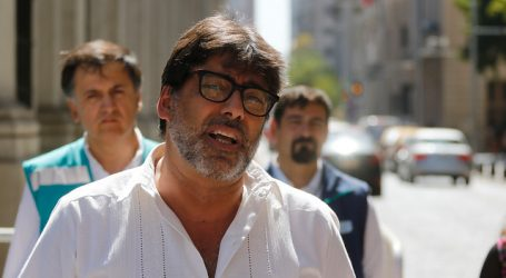 Alcalde Daniel Jadue se querelló contra el Presidente Sebastián Piñera