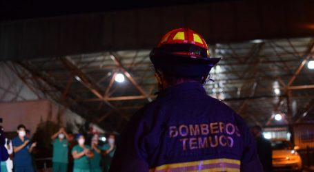 Confirman prisión preventiva para imputado por violación en cuartel de Bomberos