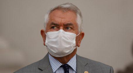 Paris pide acelerar proyecto sobre penas por infracción a medidas sanitarias