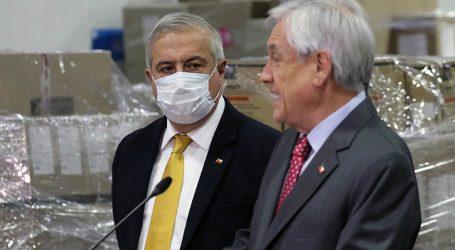 Declaran admisible querella contra el Presidente Piñera y el exministro Mañalich
