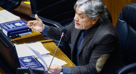 Navarro pedirá a la CIDH que se decrete cuarentena para Valparaíso y el Biobío
