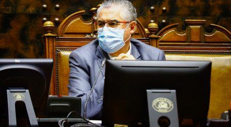 Senador Jorge Pizarro recibió el alta médica por COVID-19