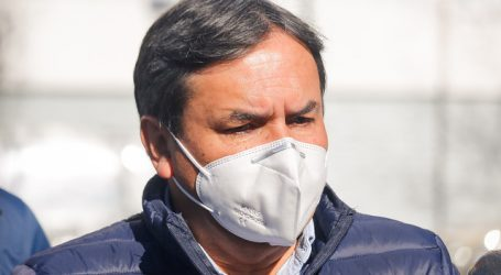 Alcalde de Quillota confirma que está contagiado de COVID-19