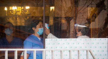 Residencia sanitaria ubicada en el centro de Talca puede albergar 54 pacientes