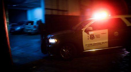 Carabineros informó de 190 detenciones por infracción del toque de queda