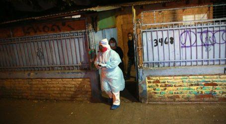 Gobierno informó nuevo récord de fallecidos por COVID-19 en Chile en 24 horas