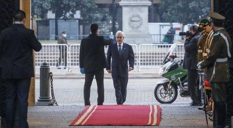 Cadem: Aprobación del Presidente Sebastián Piñera subió a un 29%