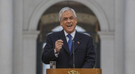 Encuesta Criteria: Aprobación del Presidente Sebastián Piñera subió a un 24%