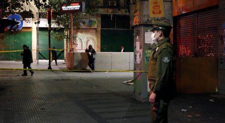 Persona fue encontrada muerta a un costado de la estación Santa Lucía