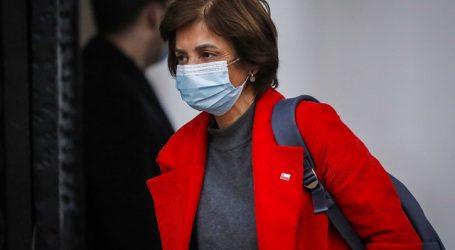 Chofer de Daza estaría en cuarentena preventiva por eventual contagio