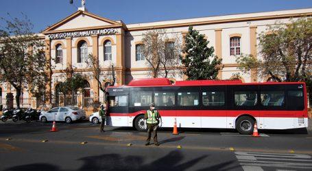 Transporte público metropolitano registró aumento de 1,6% en los viajes