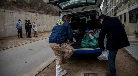 Amplían detención de detenido por homicidio en Valparaíso