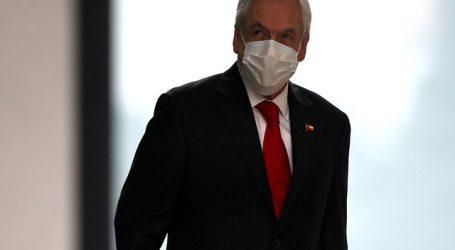 Presidente Piñera realizará cadena nacional por acuerdo con la oposición