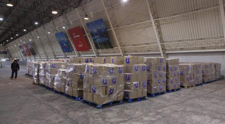 Gobierno alcanza 1 millón 400 mil cajas de alimentos repartidas en el país