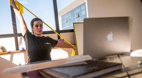 Kinesióloga viñamarina explica cómo cuidar el piso pélvico en modo home office