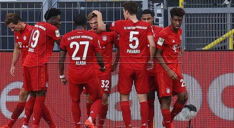Bayern Múnich se proclamó campeón de la Bundesliga por octava vez seguida