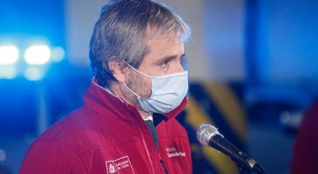Gobierno repudia actitud de médico que se negó a atender a carabineros