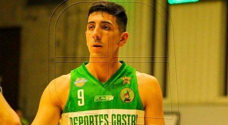 Movilh valoró que basquetbolista Daniel Arcos revelara su homosexualidad