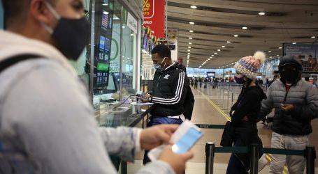 Inició repatriación de 180 ciudadanos colombianos varados en Chile