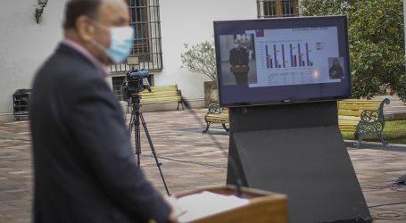 Ministro Moreno entrega balance actualizado de la situación hídrica en el país