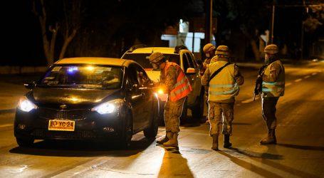 Carabineros reportó un total de 2.052 detenidos en la última jornada