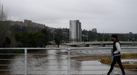 Alcaldesa asegura que Viña del Mar ha resistido de buena manera intenso temporal