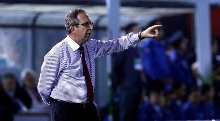 Gerardo Pelusso, ex entrenador de Universidad de Chile, anunció su retiro