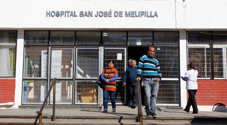 Hospital de Melipilla se refirió a polémica por no atención de tres carabineros