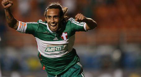 Jorge Valdivia se refirió a su polémica salida del Palmeiras en el año 2015